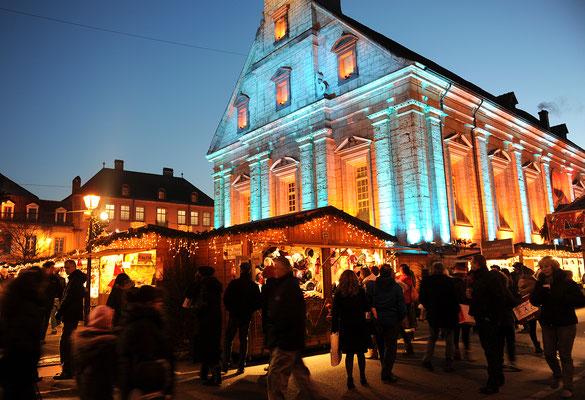 Montbeliard Christmas Market - Copyright Pays de Montbeliard