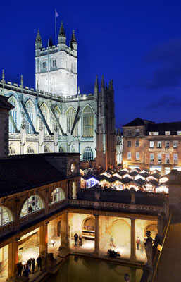Bath Christmas Market Copyright Bath Tourism Plus / Dan Regan