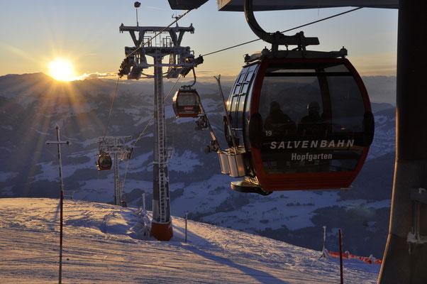 Copyright SkiWelt Wilder Kaiser - Brixental, Bergbahnen Hopfgarten