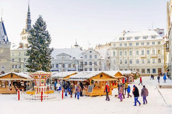 Tallinn Christmas Market - Copyright dimbar76