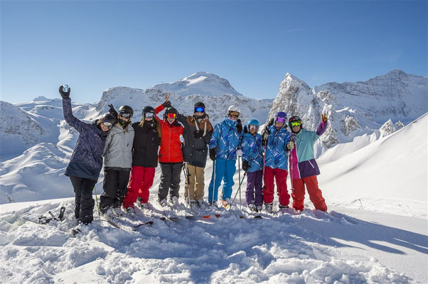 Tignes European Best Ski Resorts ® Tristian Shu