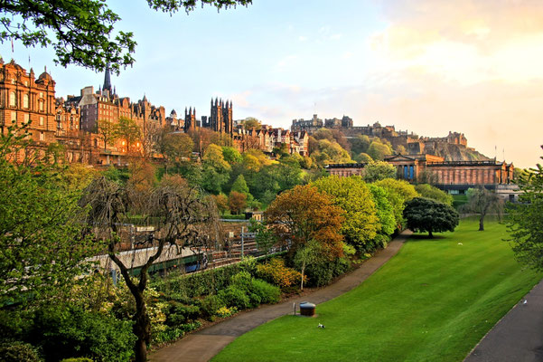 Edinburgh European Best Destinations Copyright JeniFoto