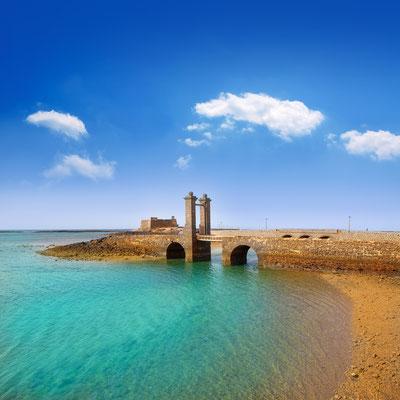 Lanzarote - European Best Destinations - Arrecife Lanzarote Castillo San Gabriel castle copyright Holbox