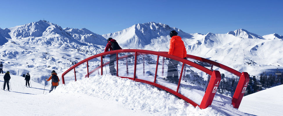 La Plagne - European Best Ski Resorts - European Best Destinations - Copyright Ph Royer