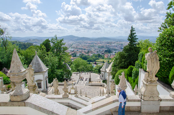 Bom Jesus, Braga, Portugal © Matthieu Cadiou / European Best Destinations