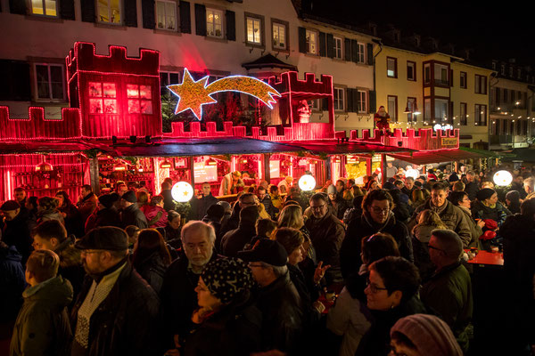Best Christmas Markets in Germany -  Rüdesheim Christmas Market Copyright Rüdesheim Tourist Centre