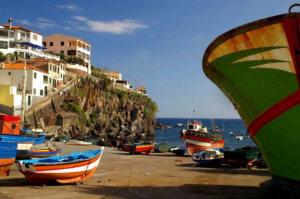 Camara de Lobos.Madeira Copyright  A.S.Floro
