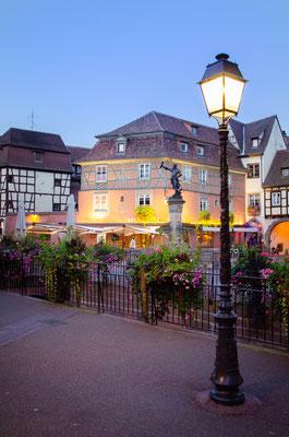 Schwendi fountain, Colmar, France - Copyright Matthieu Cadiou / European Best Destinations