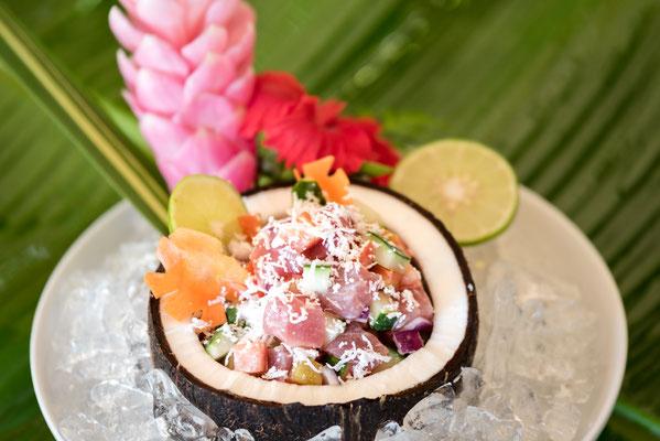 Tahiti gastronomy copyright Stéphane Mailion Photography