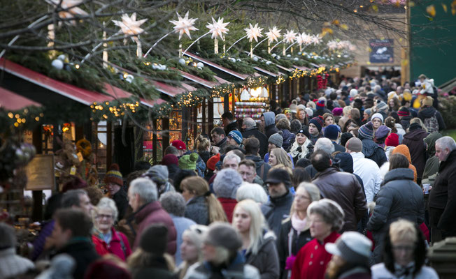 Best Christmas Markets in Europe - Edinburgh Christmas Market - European Best Destinations - Copyright Lloyd Smith Photography and Film