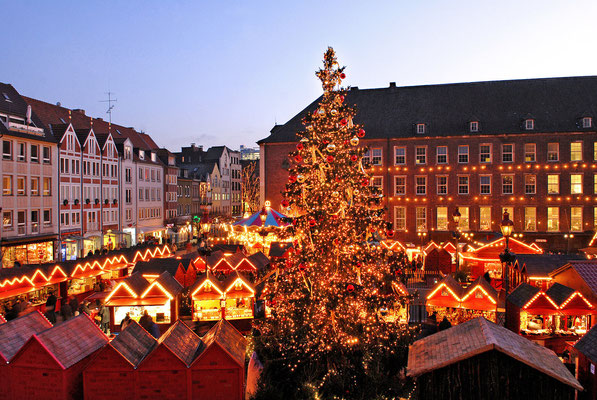 Christmas Market Breaks