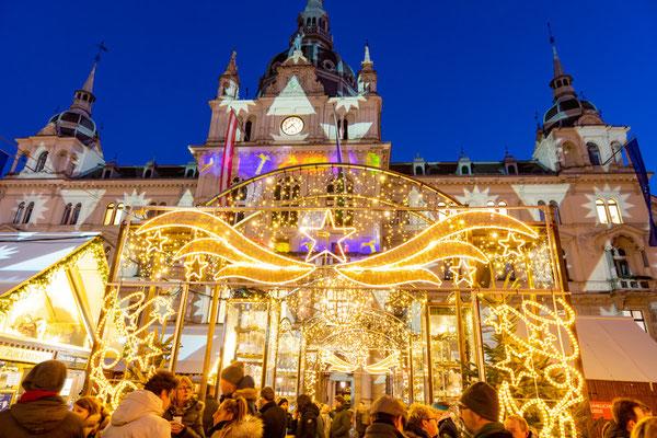 Best Christmas Markets in Europe - Graz Christmas Market copyright graz-tourismus---harry-schiffer