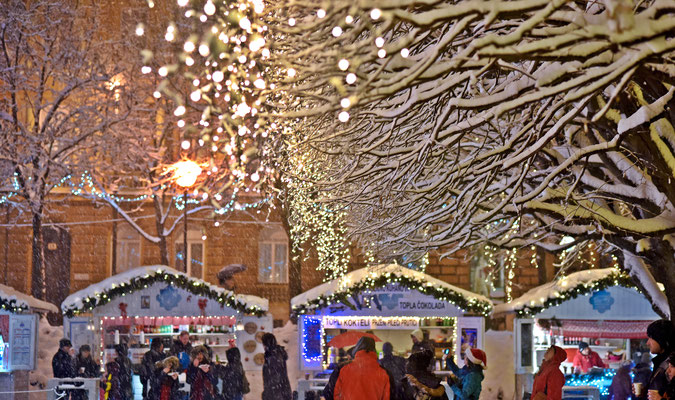 Zagreb Advent - Best Christmas Market in Europe - Copyright infozagreb.hr