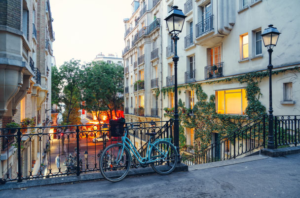 Paris MOntmartre copyright Agnieszka Gaul