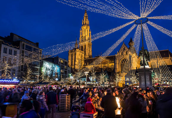Antwerp Christmas Market 2019 - Dates, hotels, things to