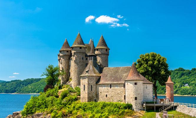 Chateau de Val Dordogne copyright Leonid Andronov