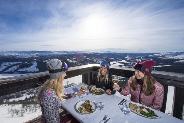 Are ski resort, Sweden - Ola Matsson, SkiStar