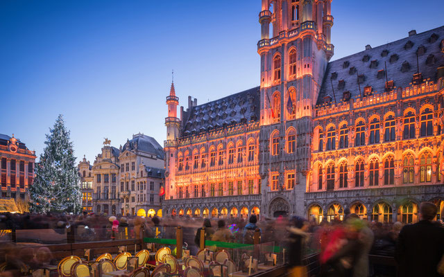 Brussels European Best Destinations Copyright ANADMAN BVBA