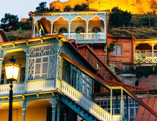 Tbilissi - European Best Destinations