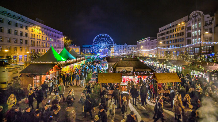 Poznan Christmas Market - Best Christmas Markets in Europe - Copyright Poznan.travel - Jakub_Pindych