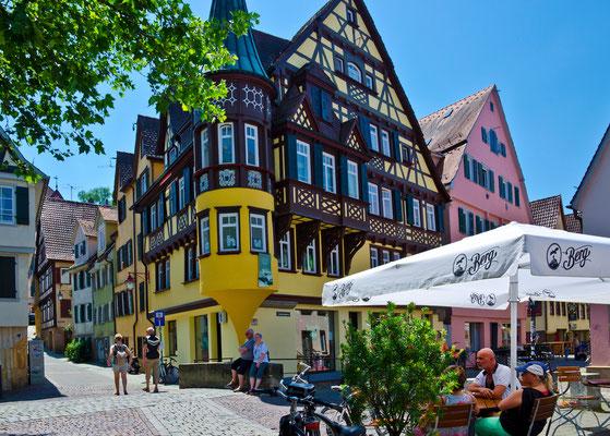 Tubingen streets copyright Preisler / Shutterstock