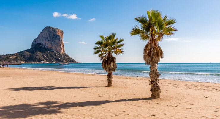 Calpe European Best Destinations - Best Destinations to visit in Spain - Copyright andre van de sande