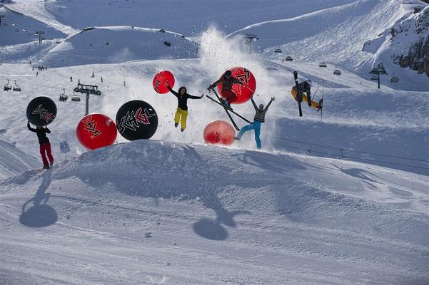 Silvretta Arena Ischgl/Samnaun - © TVB Paznaun – Ischgl