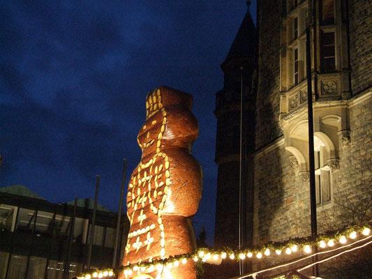 Aachen Christmas Market - Copyright Aachen Tourist Board