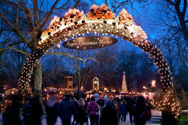 Christmas City Break in London Copyright ©Hyde Park Winter Wonderland - European Best Destinations