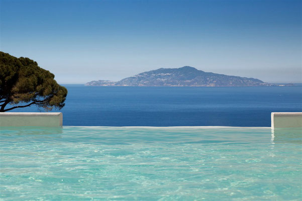 Capri Palace - Best Wellness Hotels in Europe - European Best Destinations