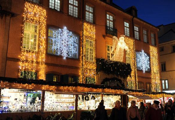 Montbeliard - Best Christmas Markets in Europe - Copyright Pays de Montbeliard