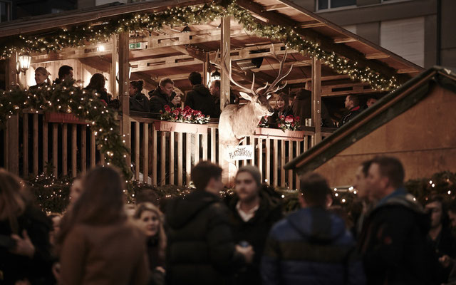 Bern Christmas Market - Best Christmas Markets in Europe - Copyright Bern Tourist Board -  www.bern.com