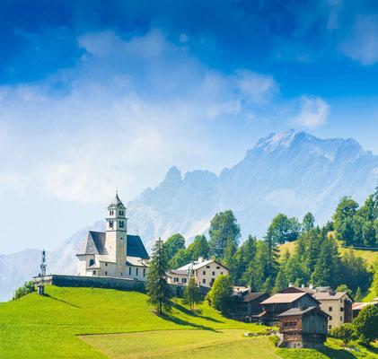 Dolomites South Tyrol, Italy Copyright  Olga Danylenko