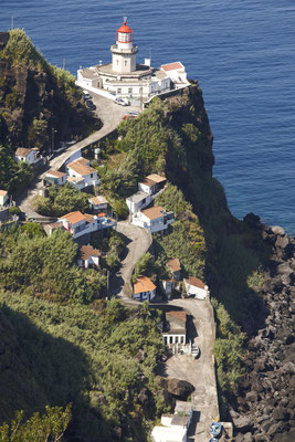 Azores lighthouse by ABB Photo - shutterstock