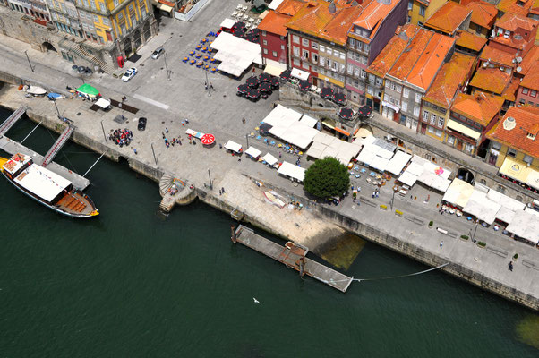 Aerial view of Ribeira, Portugal © European Best Destinations