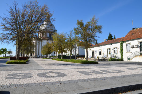 Sameiro Sanctuary near Braga, Portugal © European Best Destinations