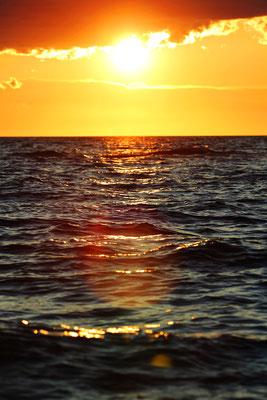 Greeting to the Sun, Zadar Sunset, Croatia - Copyright hunthomas