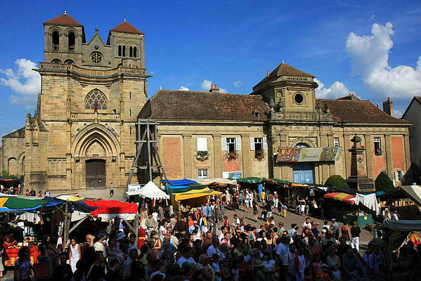 Moulins - European Destinations of Excellence - European Best Destinations - Copyright OTMoulins