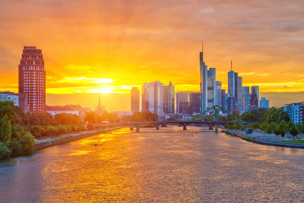 Frankfurt European Best Destinations Copyright  S.Borisov