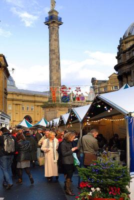 Newcastle Christmas Market - Copyright newcastlegateshead.com