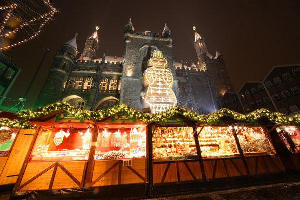 Weihnachtsmarkt Katschhof Printenmann (c) A. Steindl ats