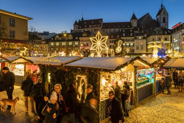 Basel Christmas Market - Copyright basel.com