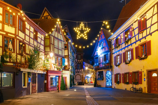 Colmar Christmas Market - Best Christmas Market in Europe - Copyright AdobeStock Kavalenkava  - Colmar Tourisme Office