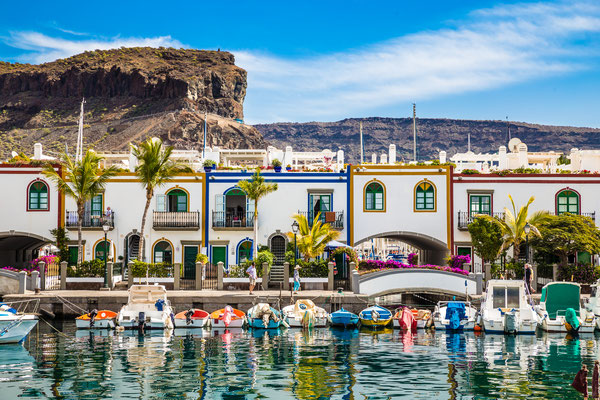 Gran Canaria - European Best Destinations - Puerto de Mogan - Gran Canaria - Copyright ZM_Photo