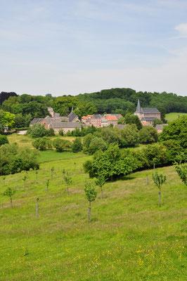 Les plus beaux villages de Wallonie Copyright SOIRON 1 paysage village francois delfosse