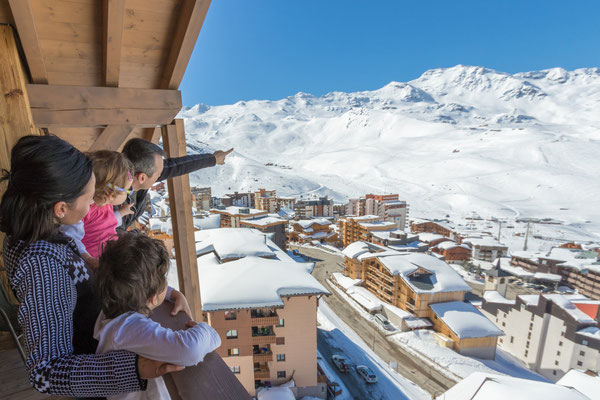 Val Thorens Ski Resort - Copyright Office de Tourisme de Val Thorens