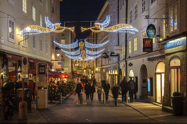Salzburg Christmas Market.Salzburg Christmas Market 2019 Dates Hotels Things To Do