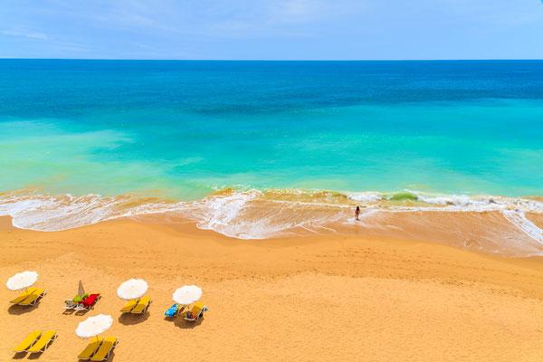 Praia da Rocha beach, Algarve, Portugal by Pawel Kazmierczak