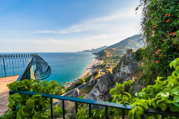 Sicily - European Best Destinations - Balcony Sicily Copyright Arts Illustrated Studios