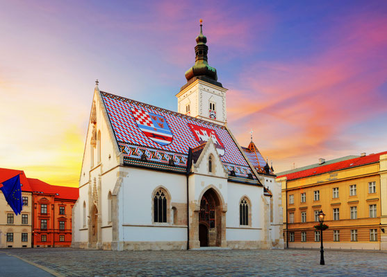 Zagreb European Best Destinations - Copyright TTstudio
